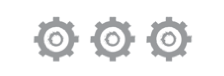 three gears from The Word Factory logo