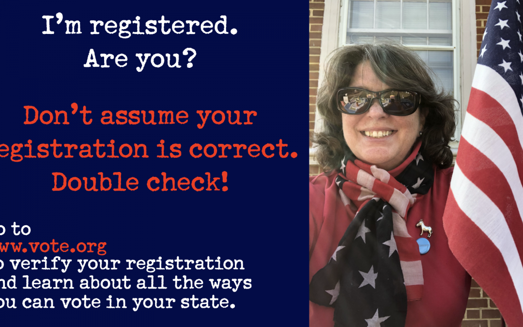 National Voter Registration Day!