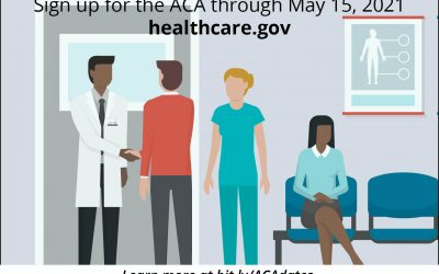 Special Open Enrollment for the ACA