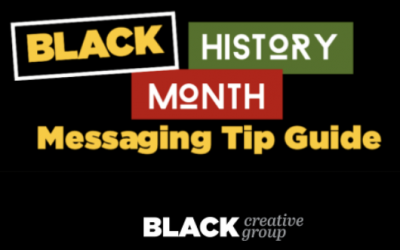 Black History Month content tips