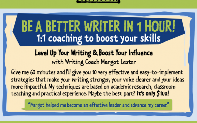 How to write better in 1 hour